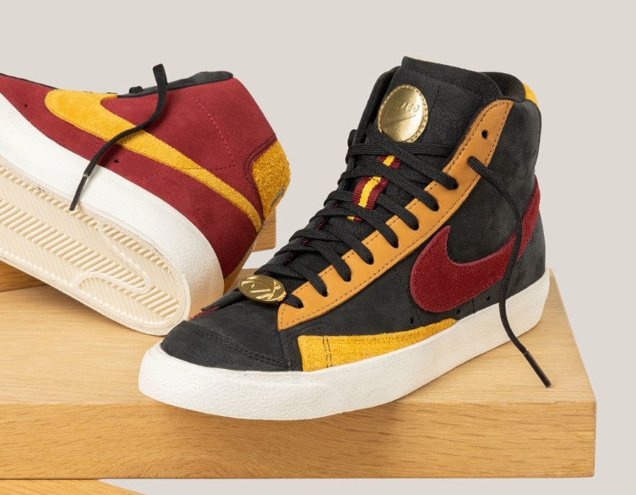 Que vaut la Nike Blazer Mid 77 QS Dorothy Gaters CU6442 001 ?