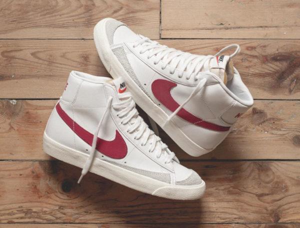 Nike Blazer Mid 77 Vintage Red Brick BQ6806-102