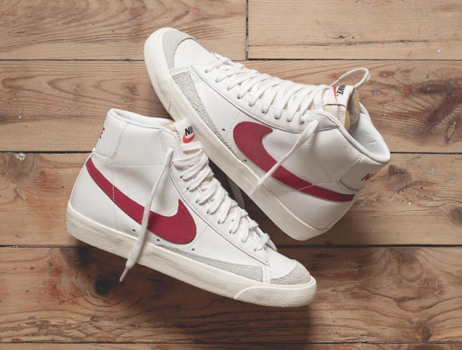 Que vaut la Nike Blazer Mid 77 VNTG Brick Red BQ6806 102 ?