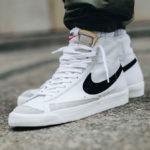 Nike Blazer Mid 77 Vintage 'White Black'