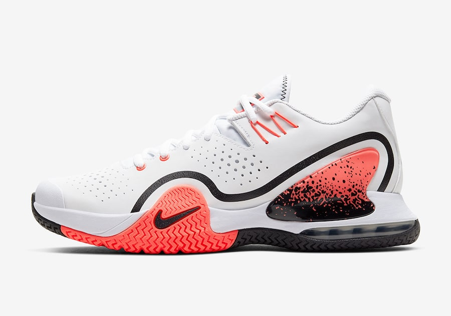Nike Court Tech Challenge 20 'Hot Lava' (6)