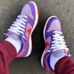 Nike Dunk Low SP Plum rétro 2020
