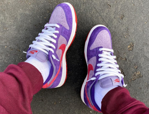 Nike Dunk Low SP Plum Co.Jp 2020 CU1726 500