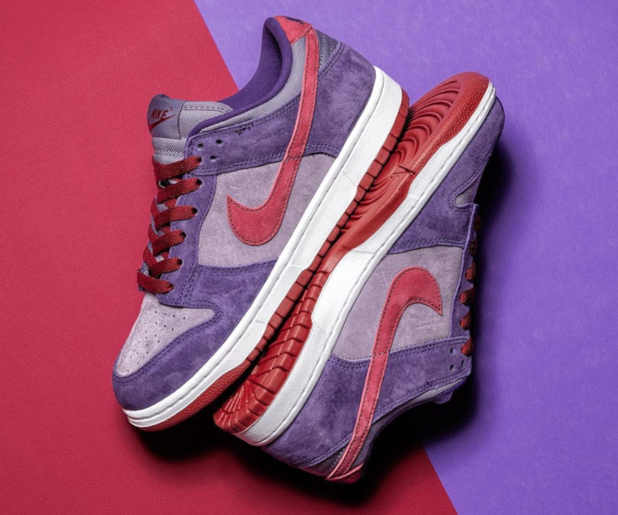 Nike Dunk Low SP Plum rétro 2020 (1)