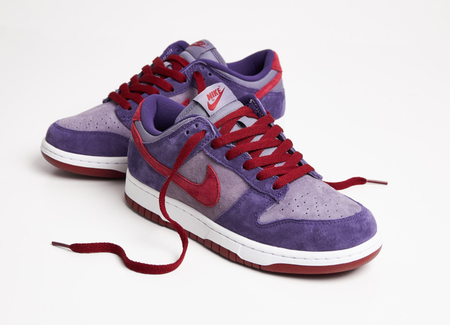 Nike Dunk Low SP Plum rétro 2020 (2)