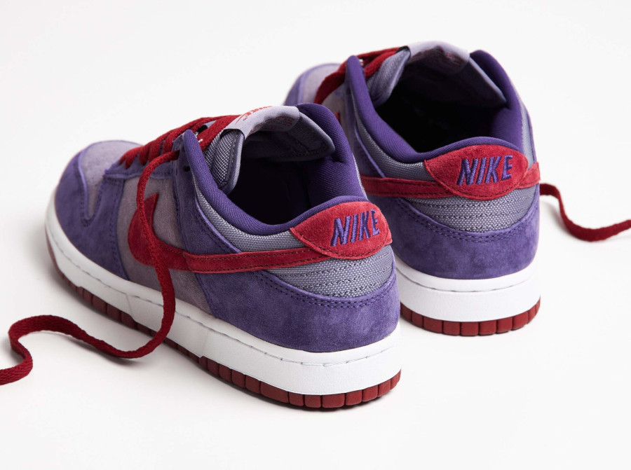 Nike Dunk Low SP Plum rétro 2020 (4)