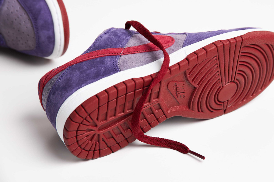Nike Dunk Low SP Plum rétro 2020 (5)