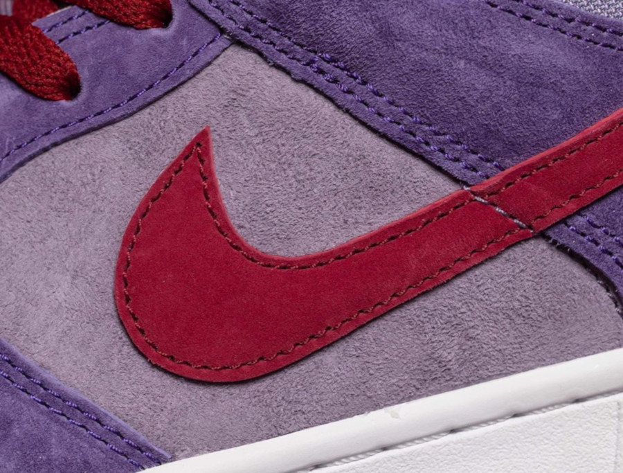 Nike Dunk Low SP Plum rétro 2020 (6)