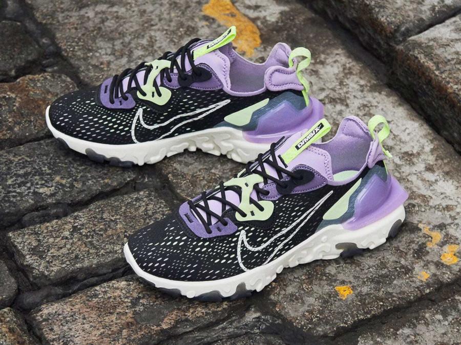 Nike React Vision DMSX 'Black Gravity Purple Volt' (1)