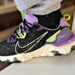 Nike React Vision D/MS/X 'Black Gravity Purple Volt'