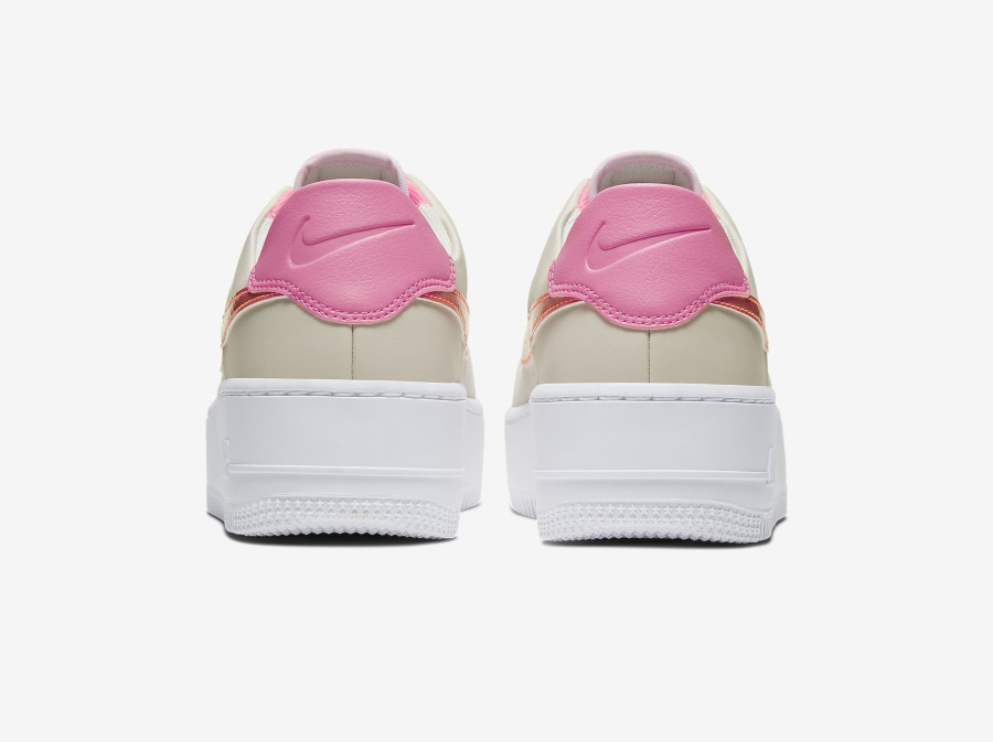 Nike Wmns Air Force 1 Sage Low 'White Digital Pink Foam' (6)