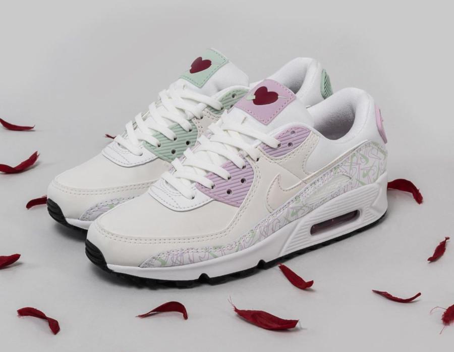 Nike Wmns Air Max 90 U Complete Me (3)