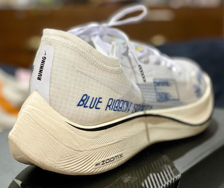 Nike ZoomX Vaporfly NEXT% 'Blue Ribbon Sports' (1)