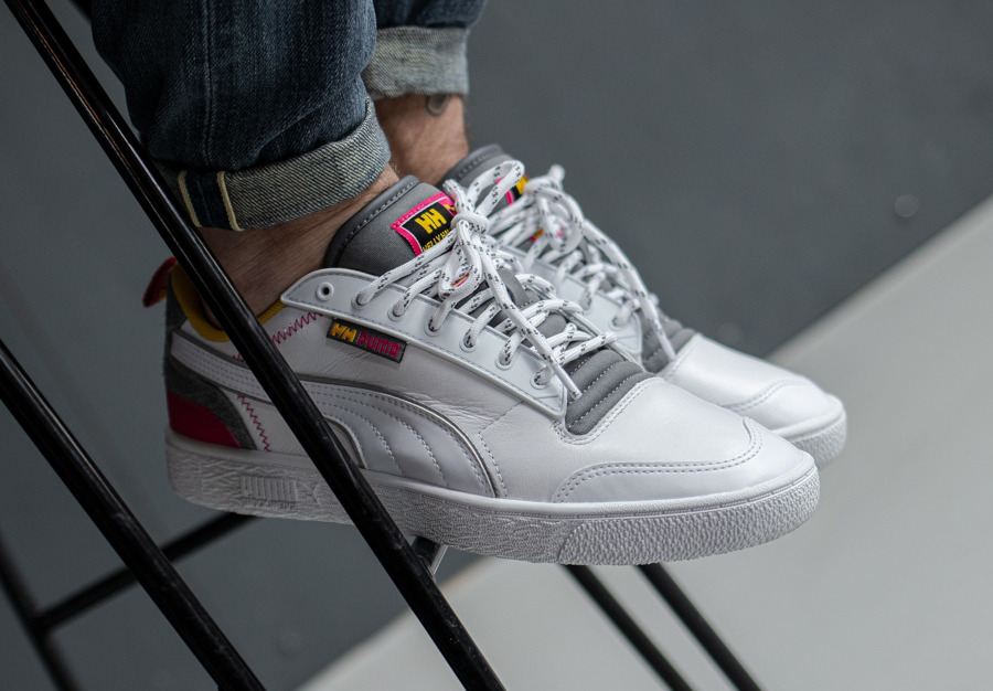 Puma Ralph Sampson HH Helly Hansen 'White' 372631-01