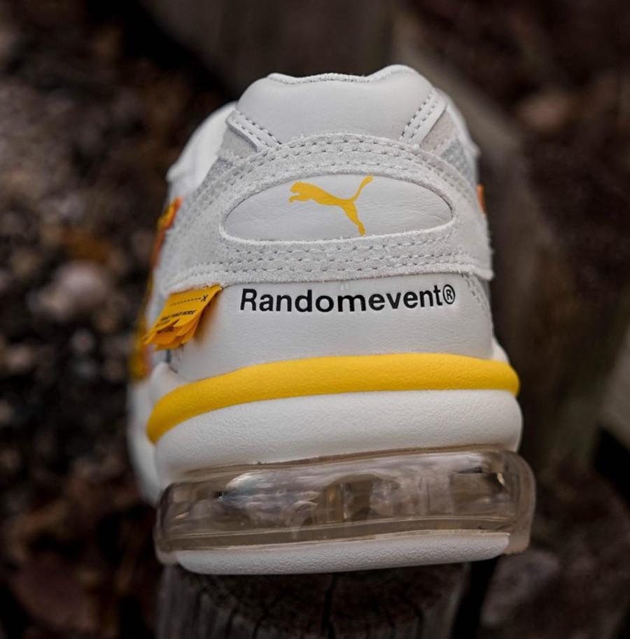 Randomevent x Puma Cell Alien 'White Asparagus Lemon Chrome' (3)
