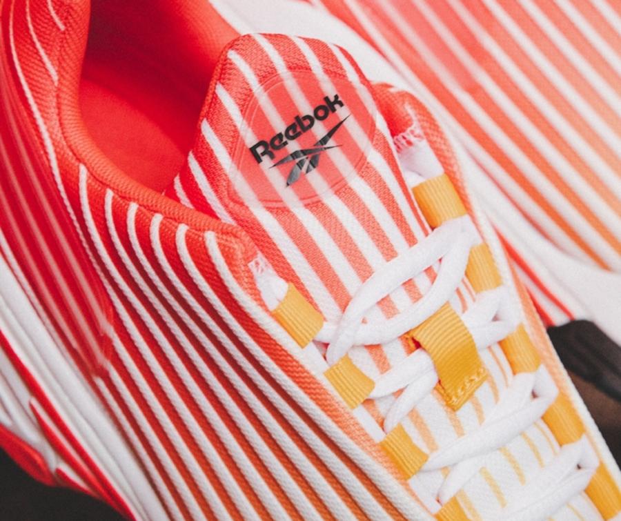 Reebok DMX Thrill 'Vivid Orange White Fierce Gold' (5)