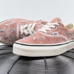 Sandy Liang x Vans Era 'Velvet' Orchard True White