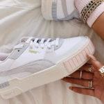 Selena Gomez x Puma Cali Sport Mix Wn's 'White Marshmallow'
