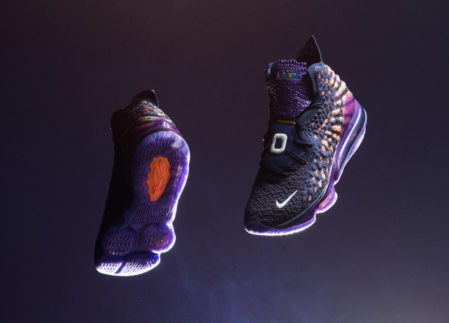 Space Jam x Nike Lebron 17 'Monstars' (3)