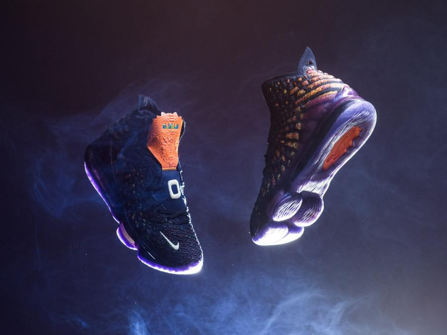 Space Jam x Nike Lebron 17 'Monstars' (4)