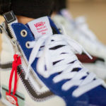 Vans Sk8-Hi Reissue Cap 'Blueprint Bit Of Blue'