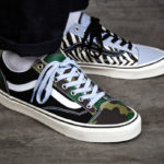 Vans Old Skool Style 36 Zebra Camo (Mismatch Pack)