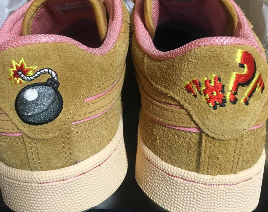 Warner Bros x Tom and Jerry x Reebok C Revenge 'Bold Brass Pink' (3)