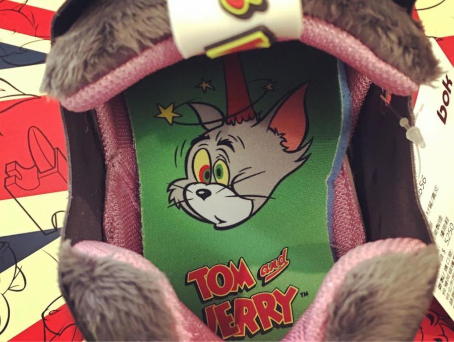 Warner bros x Reebok Instapump Fury OG 'Tom and Jerry' (4)