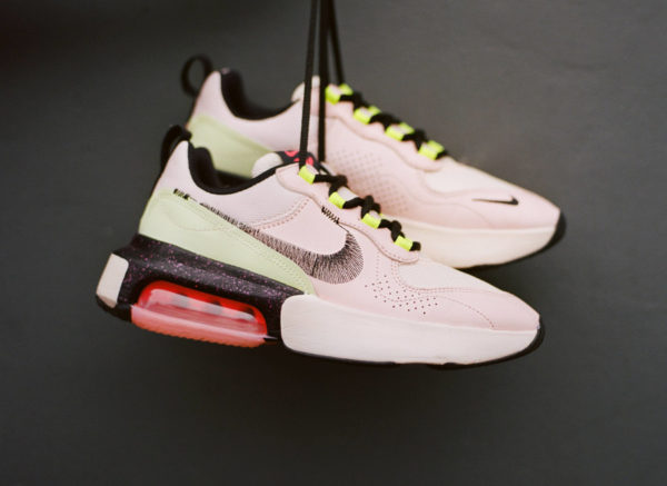 Women's Nike Air Max Verona Guava Ice Black Barely Volt Crimson Tint (1)