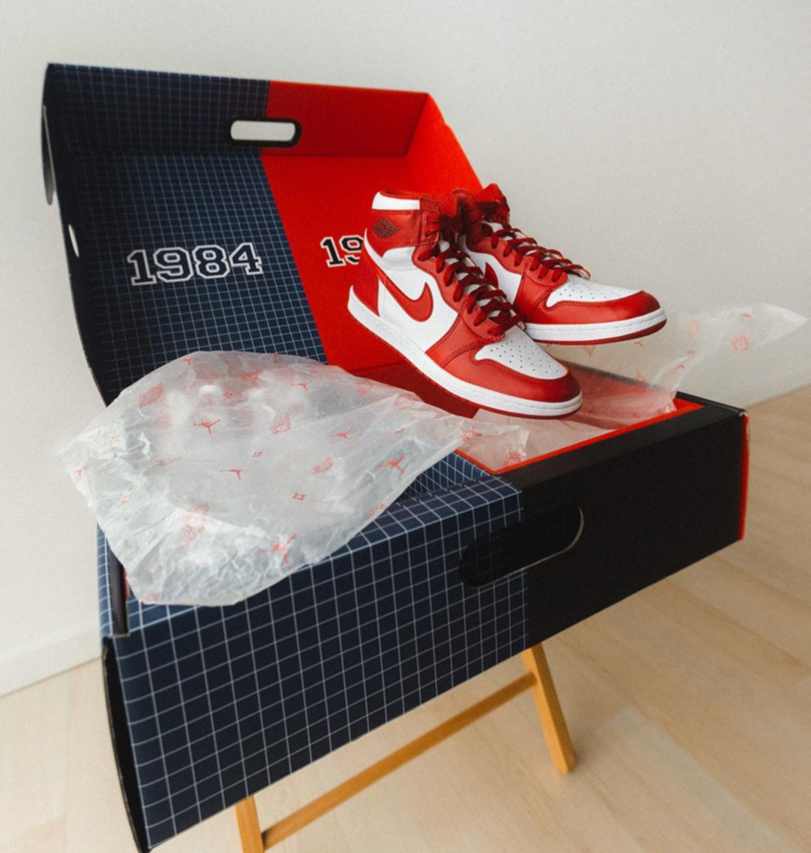 pack New Beginnings (Air Ship x Air Jordan 1) CT6252-900