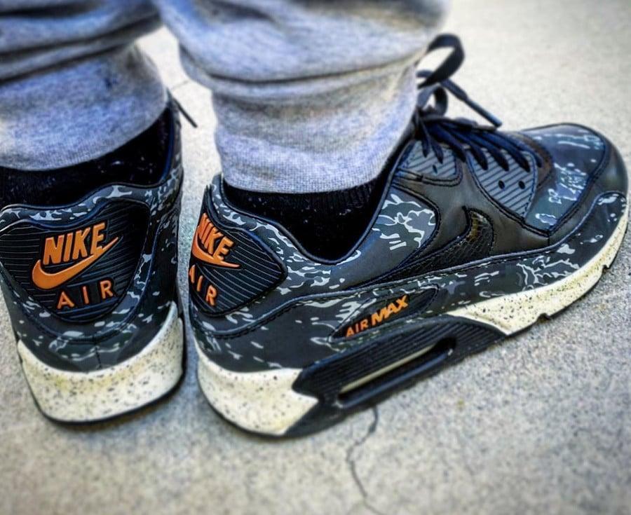 Atmos x Nike Air Max 90 Tiger Camo - @_sa_420