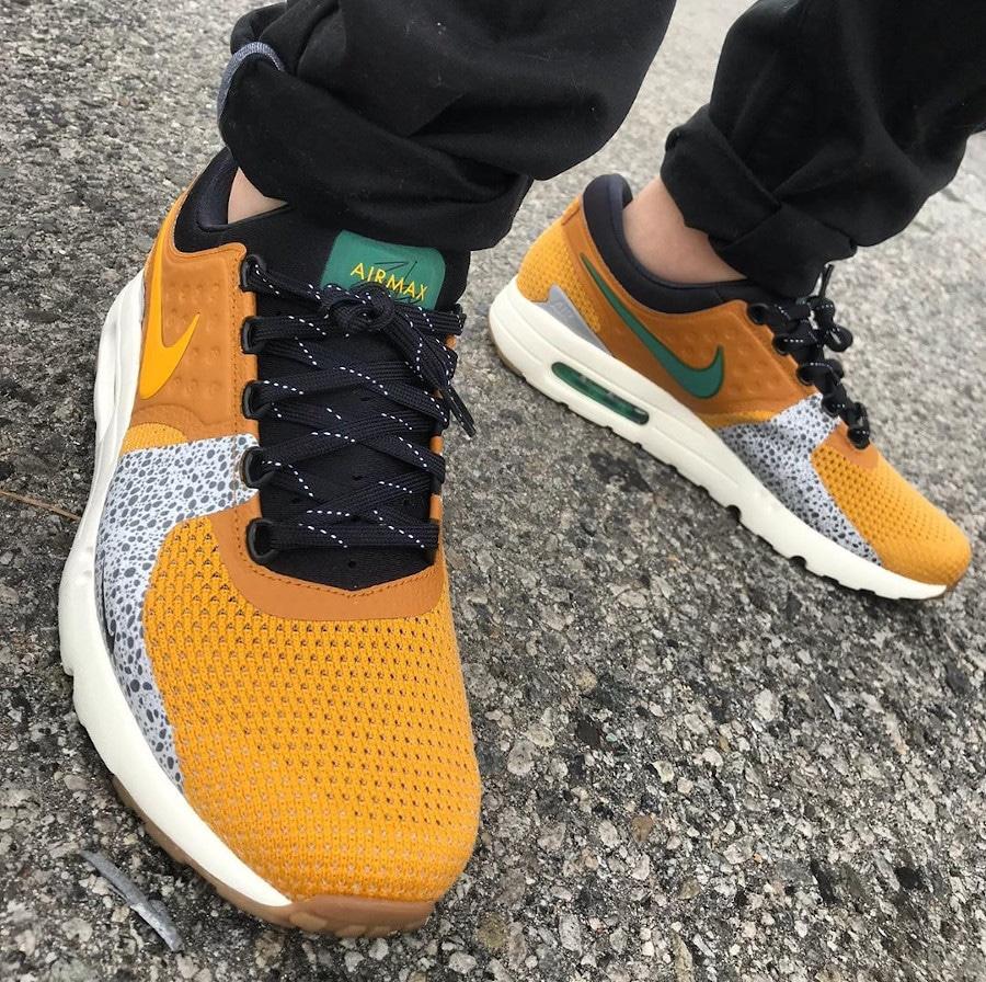 Atmos x Nike Air Max Zero ID Atmos Safari - @sneakerheads.la