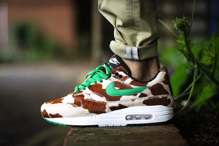 Atmos x Nike Air Max 1 Animal 3.0 Giraffe - @solelove1