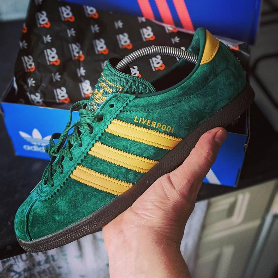 Adidas Liverpool City Series 2020 (exclusivité Size)