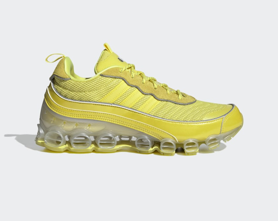 Adidas Microbounce T1 Shock Yellow (1)