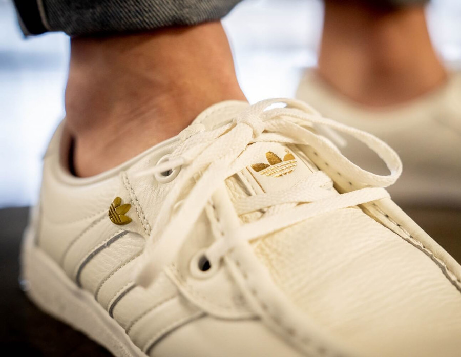 Adidas Originals Punstock 'Off White Raw Desert Clear Brown' (3)