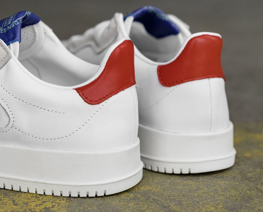 Adidas SC Premiere Cloud White Glory Red (2)