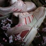 Adidas ZX 8000 Icey Pink Hanami Pack (Kirschblütenallee)