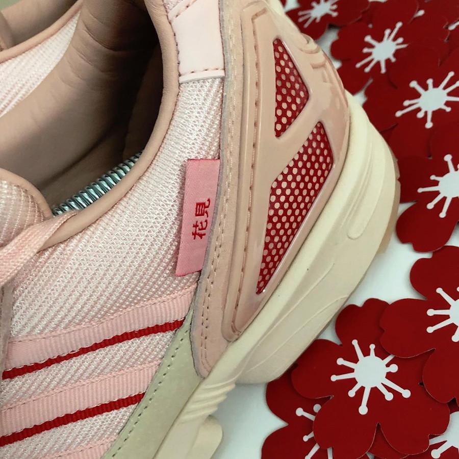 Adidas ZX 8000 Icey Pink Hanami Pack (Kirschblütenallee) (6)