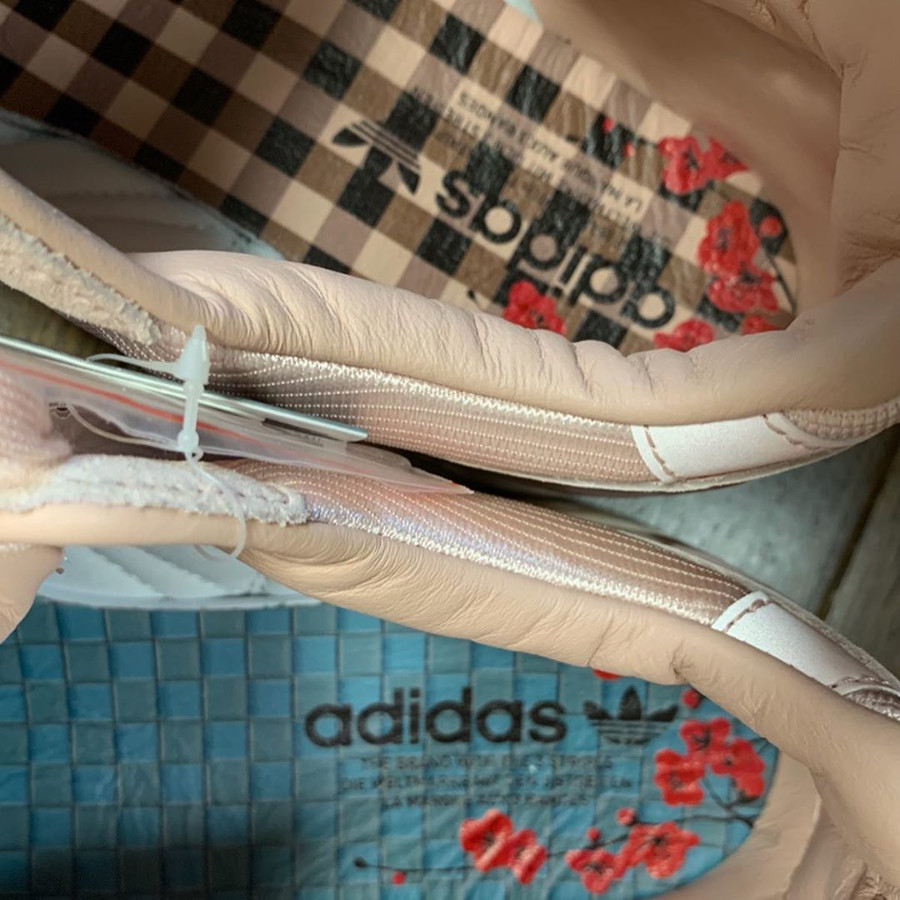 Adidas ZX 8000 Icey Pink Hanami Pack (Kirschblütenallee) (7-1)