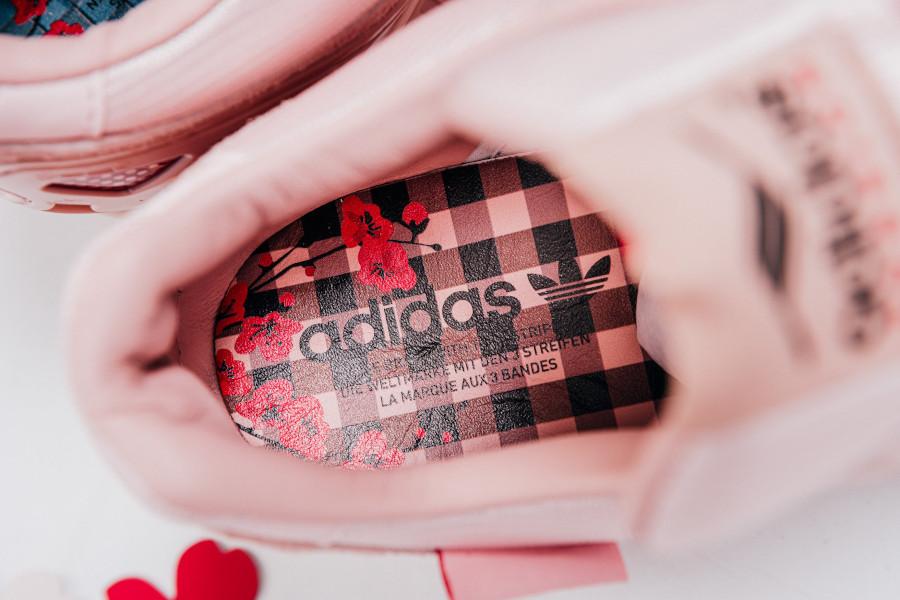 Adidas ZX 8000 Icey Pink Hanami Pack (Kirschblütenallee) (7)