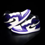 Air Jordan 1 Retro High OG Court Purple White Black 2.0