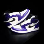 Air Jordan 1 Retro High OG Court Purple White Black 2.0