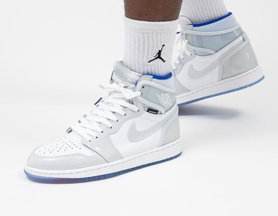 Air Jordan 1 Retro High Zoom Racer Blue (6)