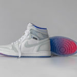 Air Jordan 1 Retro High Zoom Racer Blue