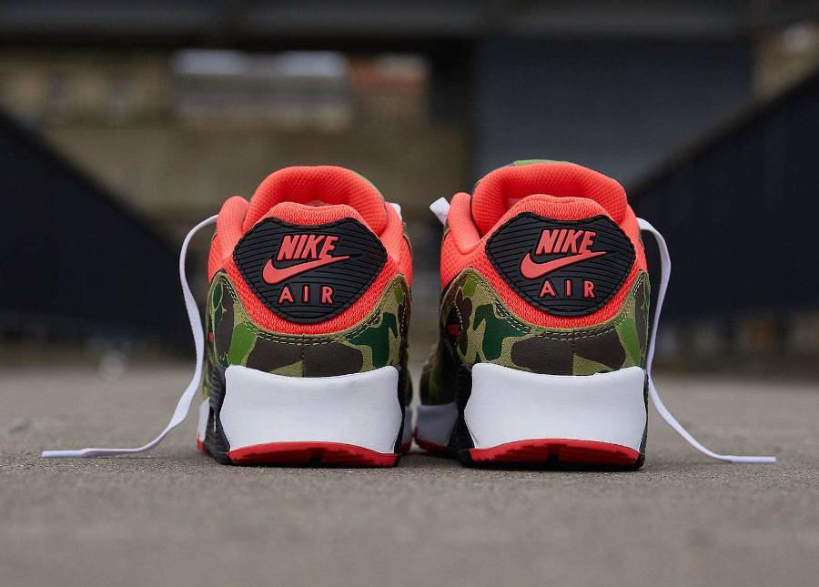 Atmos x Nike Air Max 90 Infrared 'Reverse Duck Camo' 2020 (2)