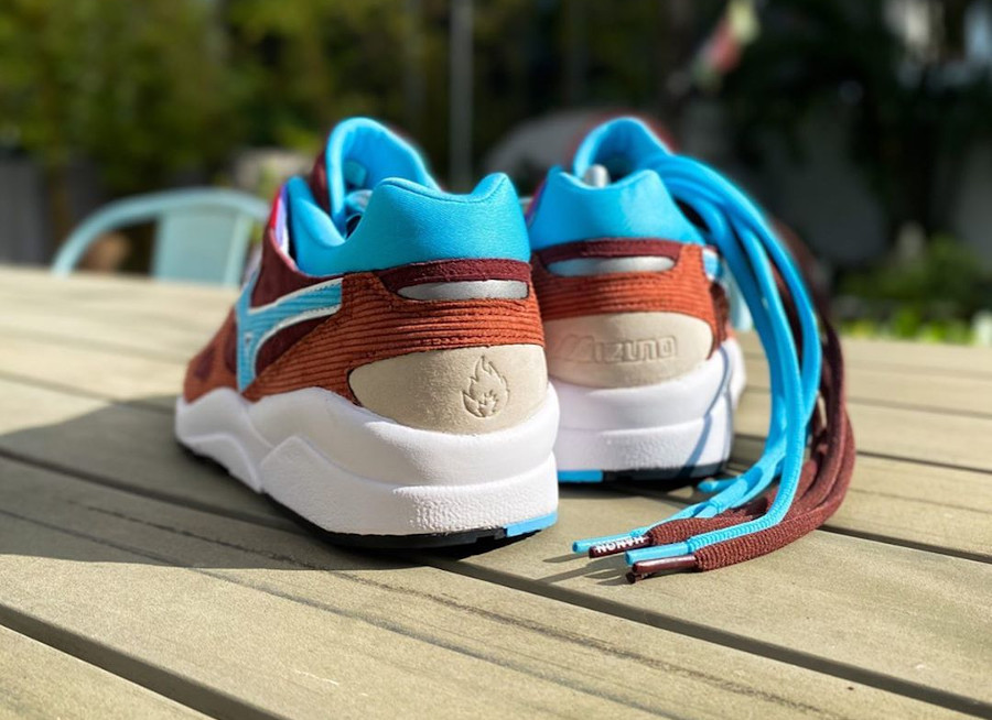 Hanon x Mizuno Sky Medal 'The Angels Share' (2)