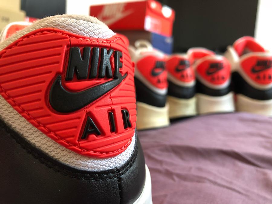 Connais tu vraiment l'histoire de la Nike Air Max 90 ? Tu