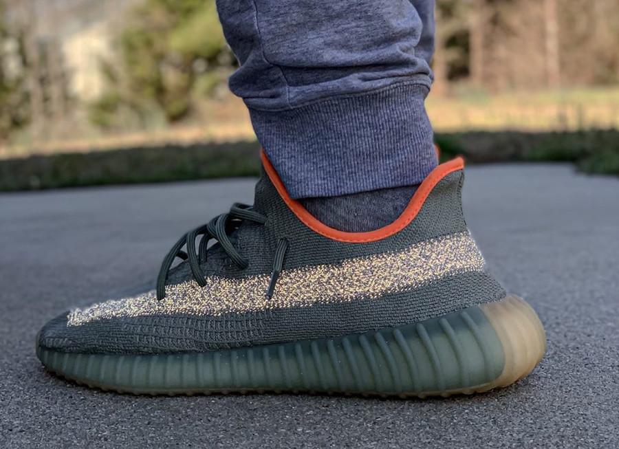 Kanye West x Adidas Yeezy Boost 350 V2 Desert Sage (5)