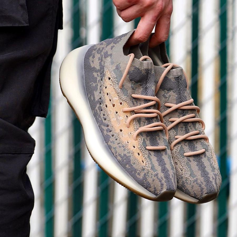 Kanye West x Adidas Yeezy Boost 380 'Mist' (1-1)